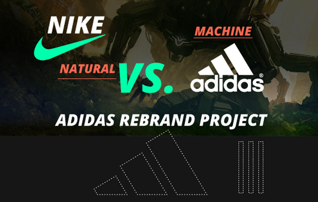 Adidas Rebrand Project