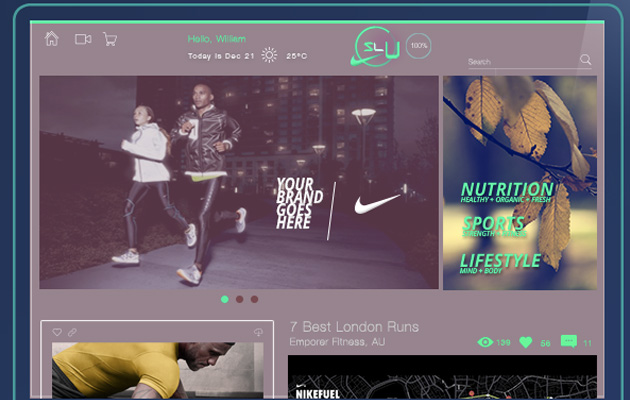Nike Sports Lifestyle Unite Project