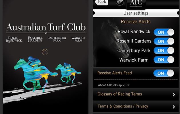 ATC Racing App