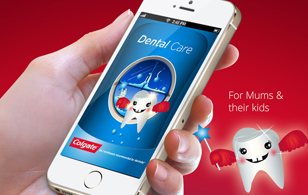 Colgate Tooth Fairy App