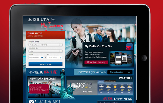 Delta Airlines My Journey