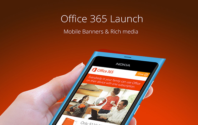 Office 365 Launch Campaign